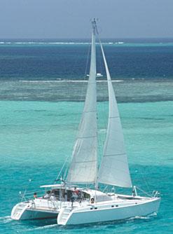 Katamaran segeln  Segelurlaub in der Karibik | Segeln Karibik | Mitsegeln auf der ...