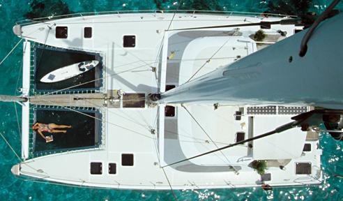 Katamaran segeln luxus  Unser Schiff - Segelurlaub in der Karibik - Mitsegeln auf der ...